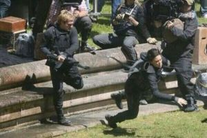 Shocking Photos From The Set Of Mockingjay Part 2 The