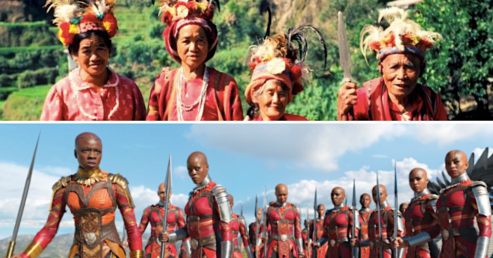 Black Panther Ifugao