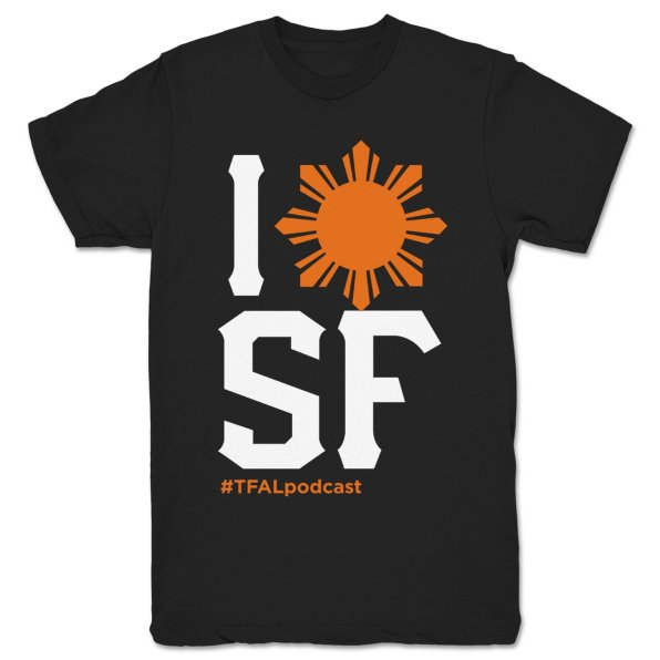This-Filipino-American-Life-SF---Gigantes-Unisex-Tee-Black