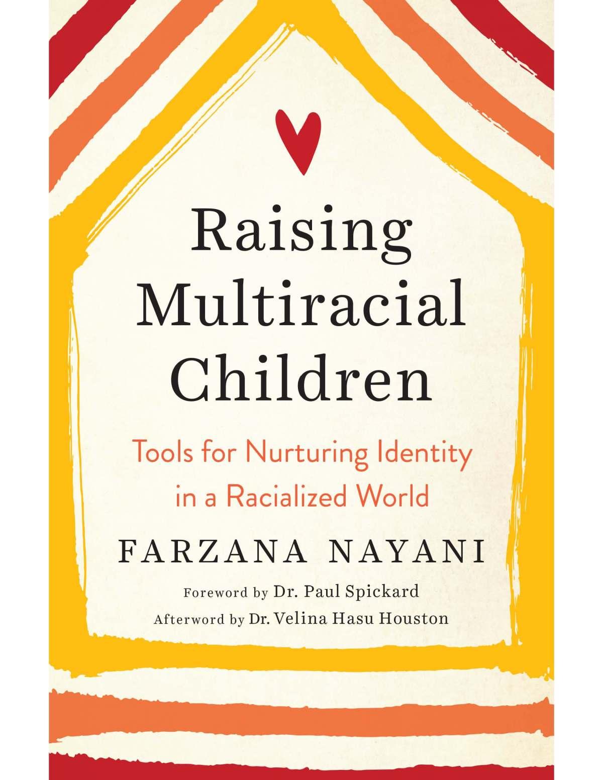 Final Book Cover_withForewordAfterword - raising multiracial children