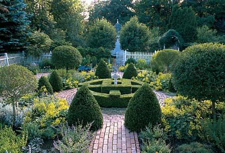 Church: as garden, park, glen and meadow... (2/5)