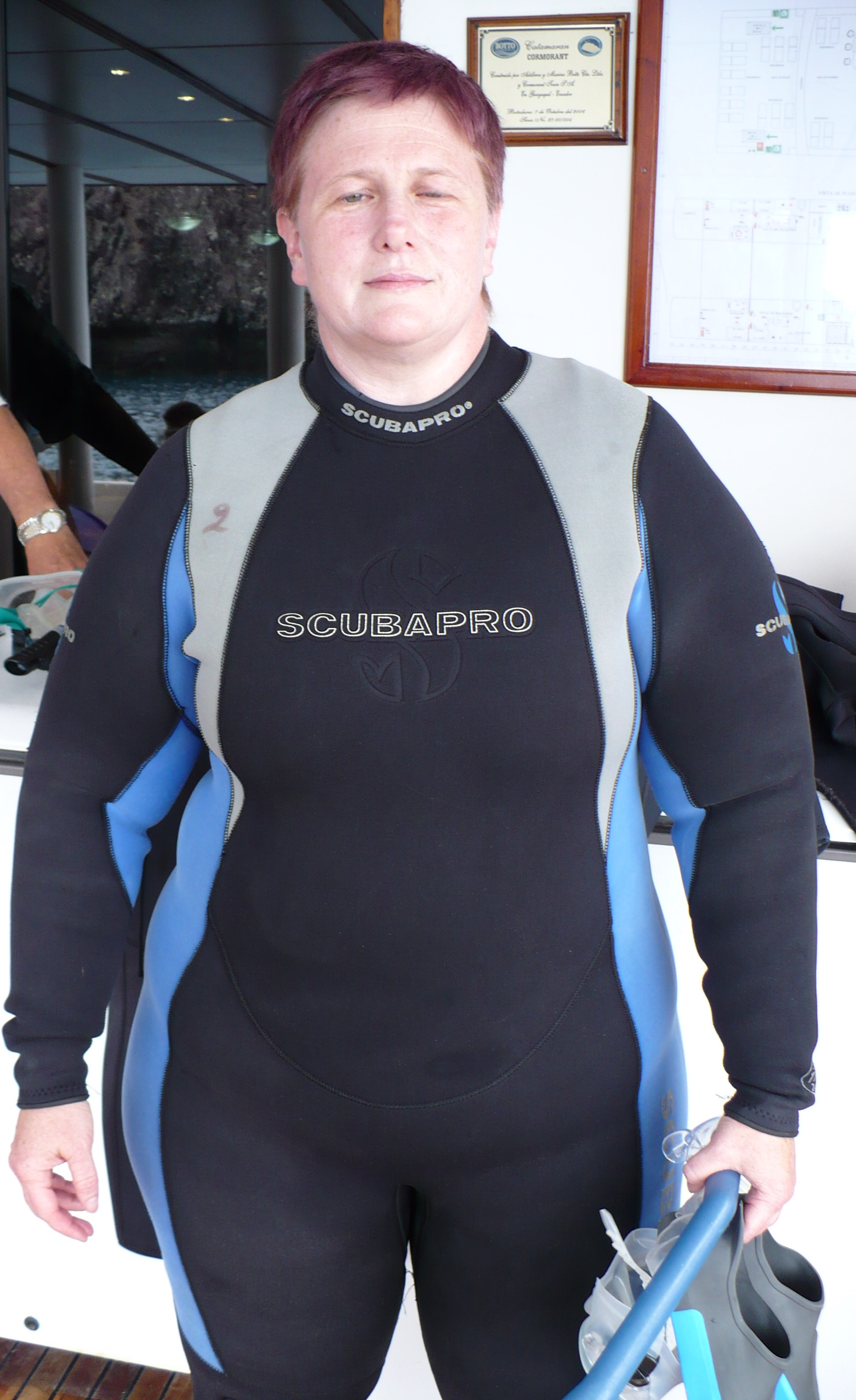 The Pale Sausage in Neoprene Casing