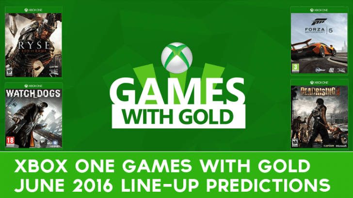 Image Result For Xbox Games With Gold June