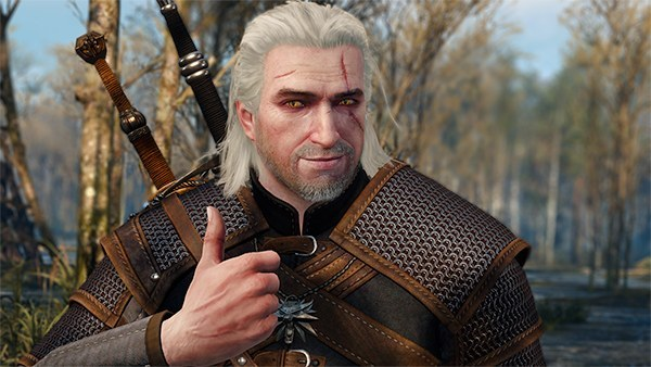 Image result for the witcher approves