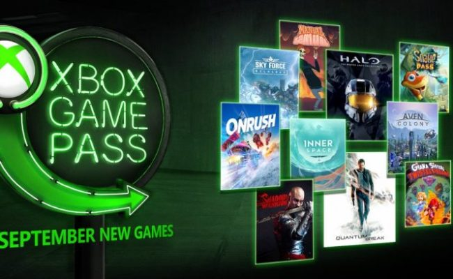 Here Is What S New On Xbox Game Pass In September 2018