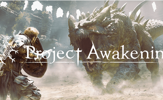 Project Awakening Announced For Playstation 4 Thisgengaming