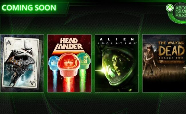 Four More Games Are Joining The February 2019 Xbox Game