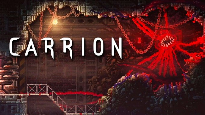 Carrion Launches on Xbox One, Xbox Game Pass, Nintendo Switch, and ...