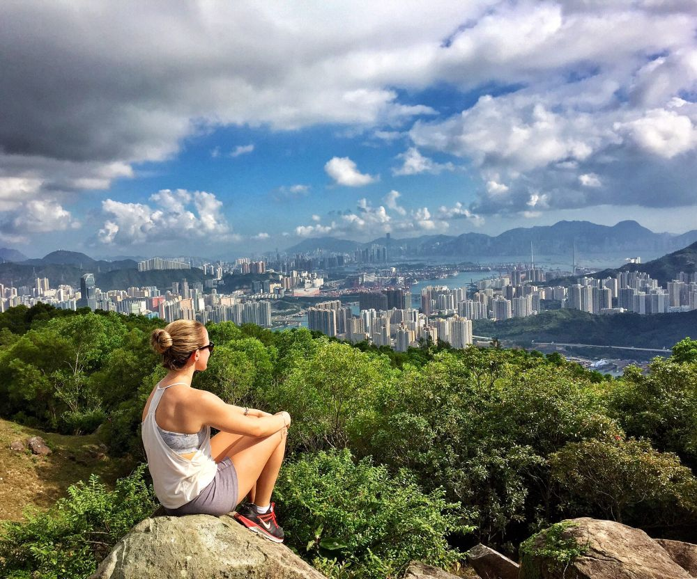 Top Hikes In Hong Kong Tai Lam Country Park  Shek Lung
