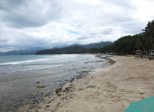 Beach where we had our lunch