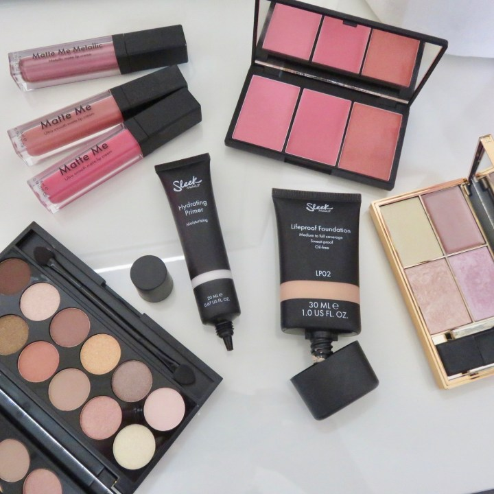sleek makeup review thisgirllikes2shop