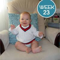 Tales From the Crib: Week 23