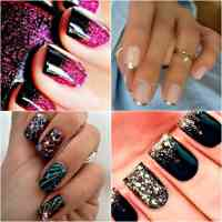 New Year's Eve Nail Art Designs