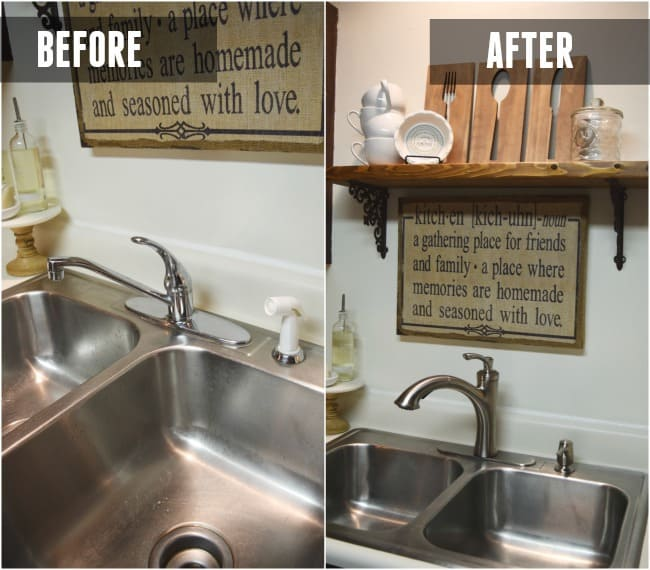 Small Kitchen Upgrade with a Big Design Impact!