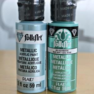 Metallic Craft Paint