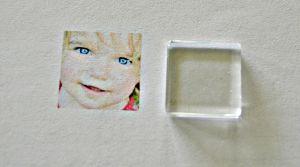 DIY Glass Photo Pendant Beaded Necklaces Tutorial   thisgratefulmama.com