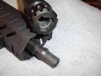 Sig MPX 3 Lug Adapter