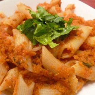 Tomato Carrot Pasta Sauce