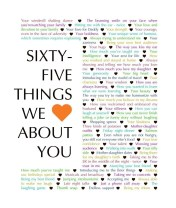 65-things-we-love-about-you
