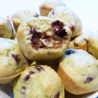 Mint Chocolate Chip Bites