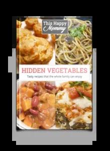 Hidden Vegetables Cookbook