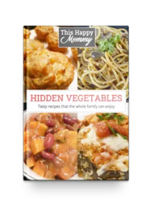 Hidden Vegetables Cookbook
