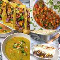 Healthy Vegan Dinner Recipes for Veganuary