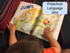 Preschool Language Arts