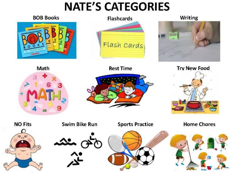 Nates Categories