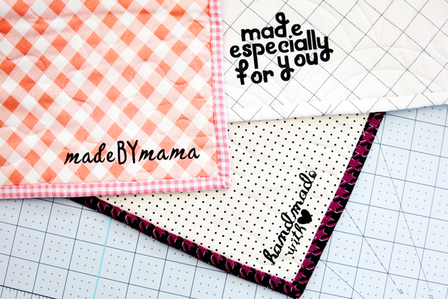 Quilting Crafts With the Cricut to Sell to Make Money