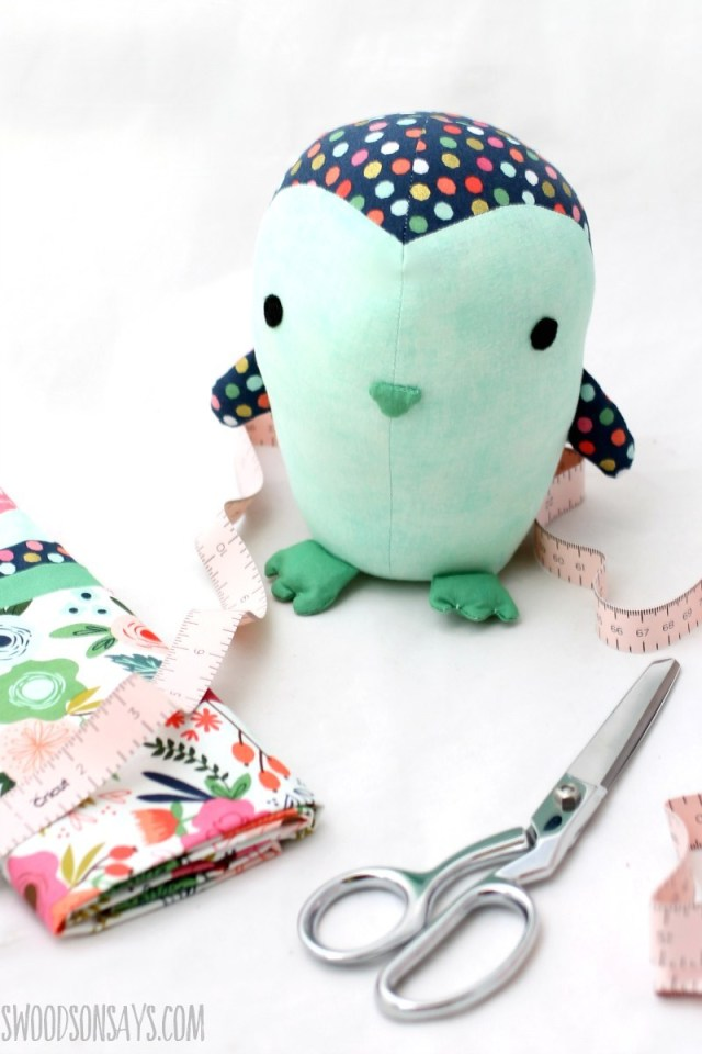 How to Make Stuffed Animals with the Cricut