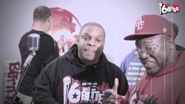 16OrBetter – Cypher EP 58   Tah G Ali x Bash x Jersey E x Mikee Mula