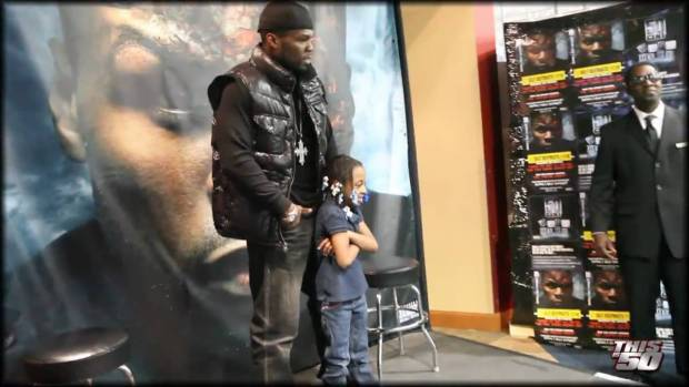 """50 Cent At Best Buy In NYC & NJ For """"Before I Self Destruct"""" In Stores Now! 