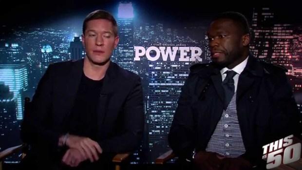 50 Cent & Joe Sikora Talk Power Season 2; Hustling; Kanan vs Ghost