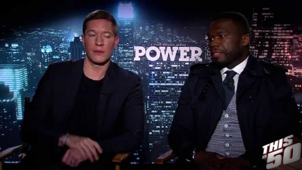 50 Cent & Joe Sikora Talk Power Season 2; Hustling; Kanan vs Ghost