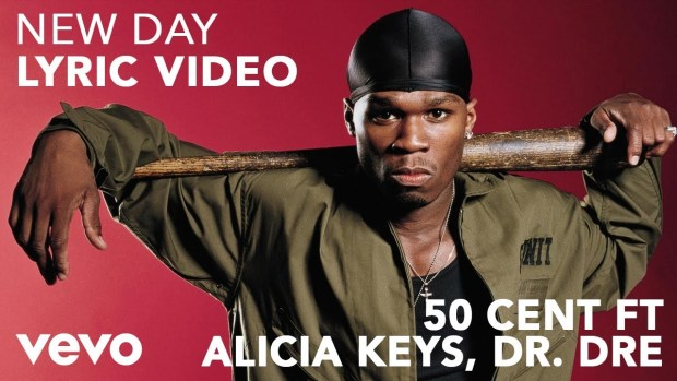 50 Cent – New Day (Lyric Video) ft. Alicia Keys, Dr. Dre