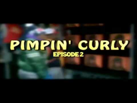 """50 Cent Starring In """"Pimpin' Curly"""" Episode 2 