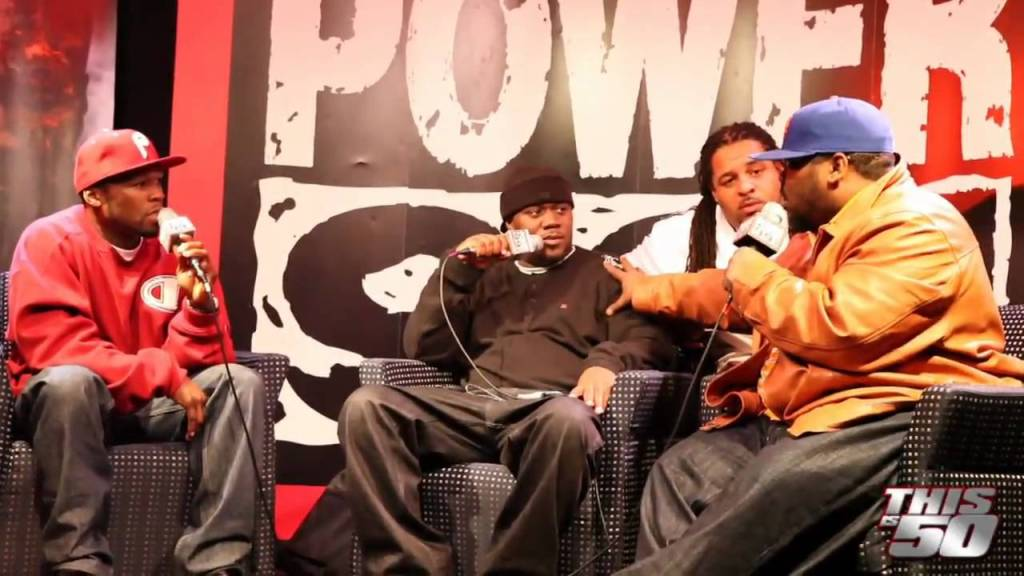 50 Cent x Beanie Sigel with the Hot Boys in Philadelphia PT 2   Interview   50 Cent