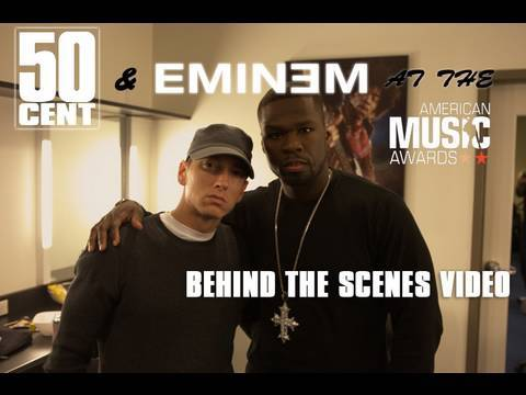 50 Cent x Eminem – The American Music Awards 2009 | Behind The Scenes | 50 Cent Music