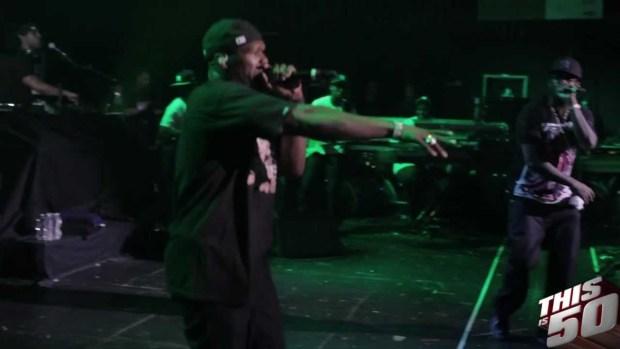 50 Cent x G-Unit @ SXSW 2012   Live Performance   50 Cent Music