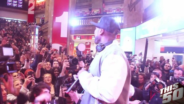 50 Cent x G-Unit x SMS Audio Takeover Paris & Dubai | 50 Cent Music