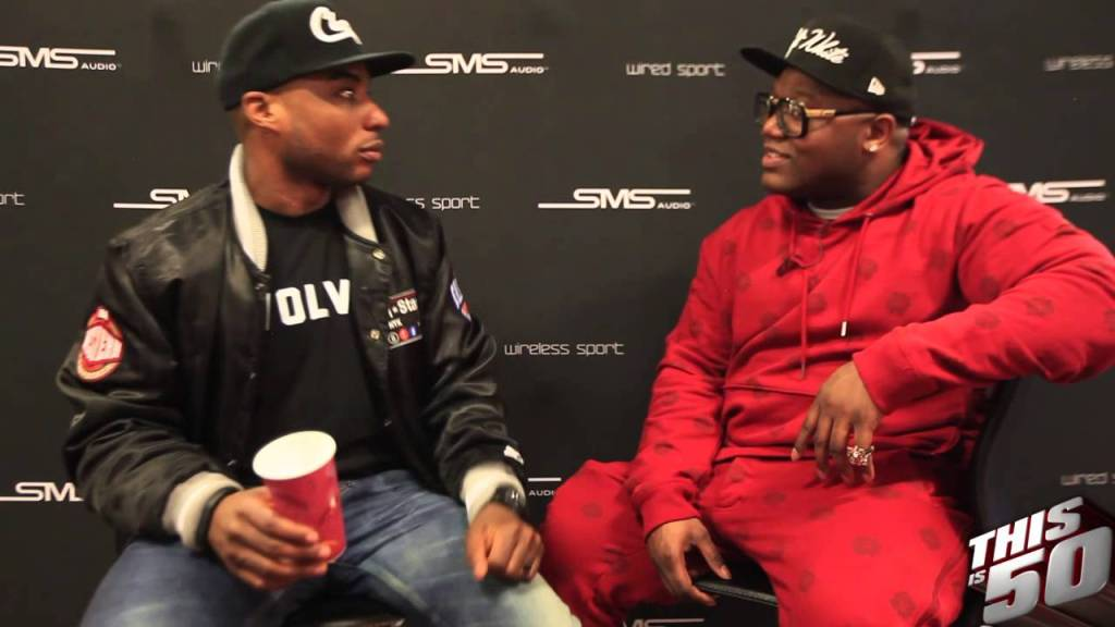 Charlamagne Tha God Speaks on Dame Dash; Why He's Voting For Hillary Clinton