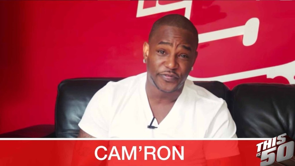 Damn! Cam'ron Says He Only Got Paid $8500 For 'Paid In Full' Movie