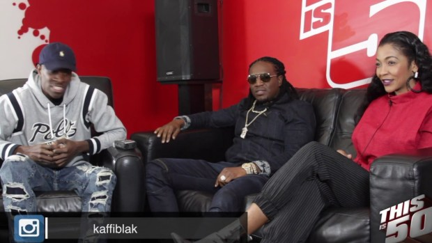 D'Angel + Kaffi Blak Speak on Come Up in Jamaica + Their Hit, 'Personality'