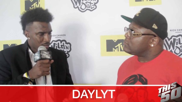 Daylyt on Meek Mill Diss Featuring Drake; Fight W/ Dizaster; Says 50 Cent Saved His Life