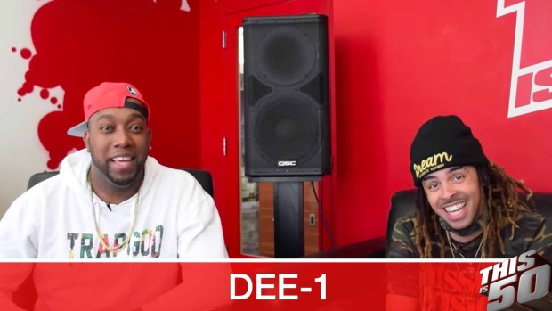Dee-1 on Being A School Teacher To Support Career; Sallie Mae; New Fans