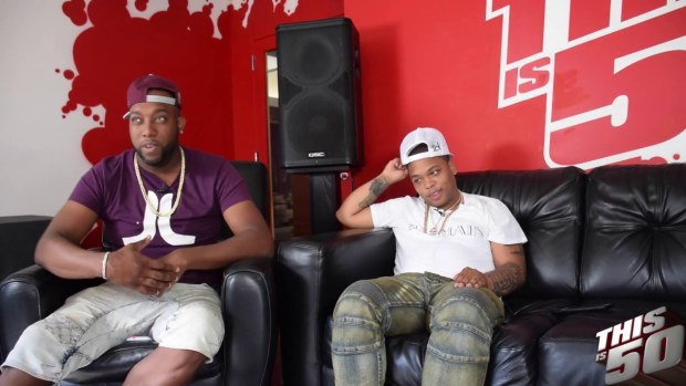 Don Q on New Fame; A- Boogie; Lloyd Banks & Fabolous ; Spits Freestyle W Pvnch