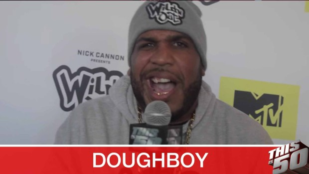 Doughboy on Losing Weight; New Show on HBO; Season 8 of Wild N' Out