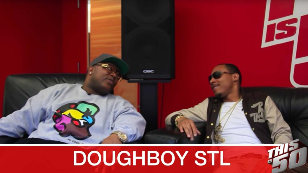 Doughboy STL on New Project; Sakrifices 2.5 ; Groupies; Growth; Freestyle