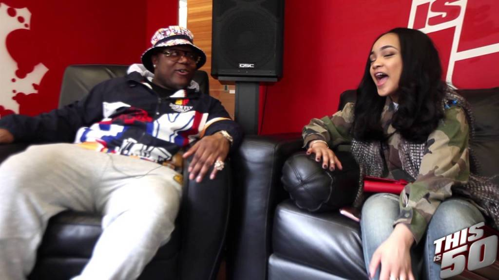 Emerald Young on Starring in Law Abiding Citizen; New Single; Acapella